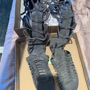 Free people sun seaker gladiator sandals